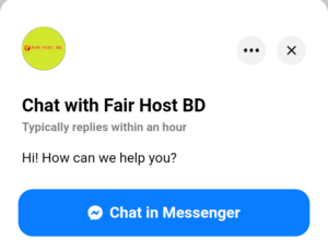 Chat with fair Host BD