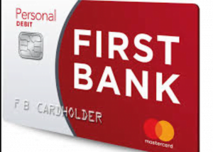 How to block first bank ATM card on mobile