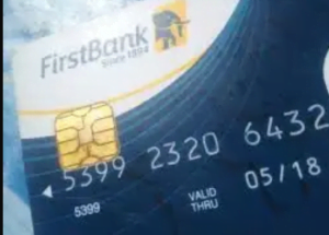 How to block first bank ATM card using Ussd code