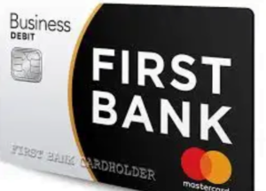 Block First Bank ATM Card Using USSD Code And Online IN 2021